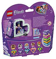 Lego Friends Шкатулка-сердечко Эммы 41355, фото 2