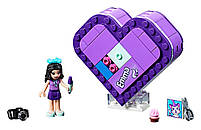 Lego Friends Шкатулка-сердечко Эммы 41355, фото 3
