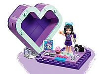 Lego Friends Шкатулка-сердечко Эммы 41355, фото 4