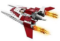 Lego Creator Истребитель будущего 31086, фото 7