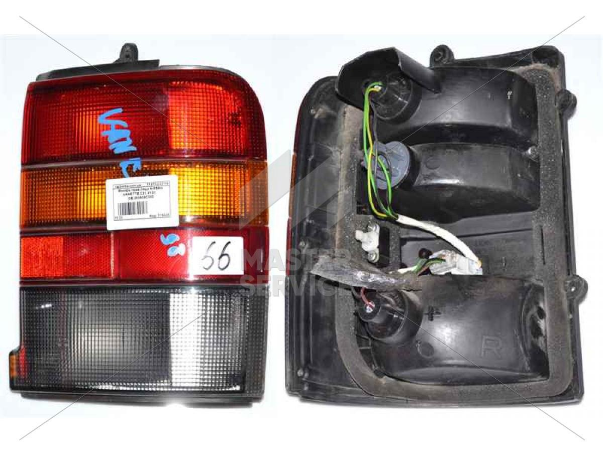 Фонарь для Nissan Vanette C23 1991-2001 265509C000