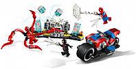 Lego Super Heroes Спасательная операция на мотоцикле 76113, фото 3