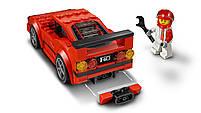 Lego Speed Champions Автомобиль Ferrari F40 Competizione 75890, фото 5