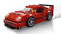 Lego Speed Champions Автомобиль Ferrari F40 Competizione 75890, фото 6