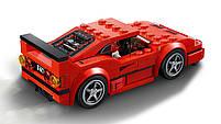 Lego Speed Champions Автомобиль Ferrari F40 Competizione 75890, фото 7