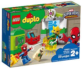 Lego Duplo Человек-Паук против Электро 10893