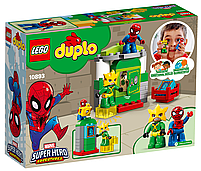 Lego Duplo Людина-Павук проти Електро 10893, фото 2