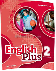 Английский язык /English Plus/ Student's Book. Учебник,2/ Oxford