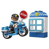 Lego Duplo Полицейский мотоцикл 10900, фото 3