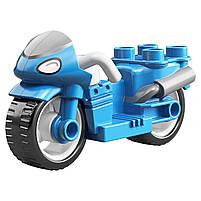 Lego Duplo Полицейский мотоцикл 10900, фото 5