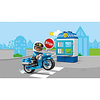 Lego Duplo Полицейский мотоцикл 10900, фото 9