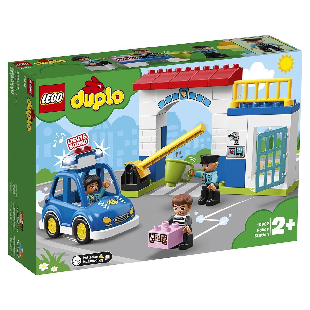 Lego Duplo Полицейский участок 10902