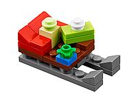 Lego Iconic Рождественские Идеи 24 в 1 40222, фото 8
