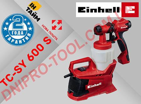 Краскопульт электрический Einhell TC-SY 600 S (4260015), фото 2