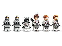 Lego Super Heroes Модернизированный квинджет Мстителей 76126, фото 4