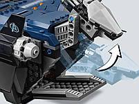Lego Super Heroes Модернизированный квинджет Мстителей 76126, фото 8