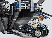 Lego Super Heroes Модернизированный квинджет Мстителей 76126, фото 9