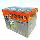 Зварювальний апарат інверторний Stromo SW-295. Зварювання Стромо, фото 7