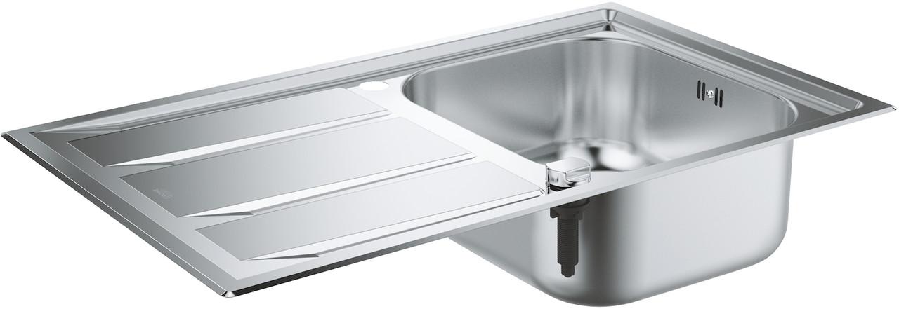 Мойка для кухни Grohe Sink K400 873x513 31568SD0