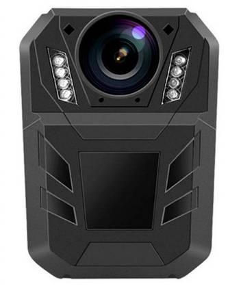 Нагрудный видеорегистратор GLOBEX GE-915 64Gb, фото 2