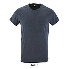 Мужская приталенная футболка SOL'S REGENT FIT