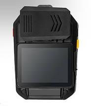 Нагрудный видеорегистратор GLOBEX GE-915 64Gb, фото 3