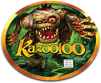 Игра дополненной реальности Kazooloo Ogger