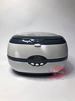Ультразвуковая ванна/мойка с экраном  VGT- 2000, цвет - серый