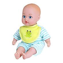 Пупс виниловый мягкотелый Адора Adora Baby Tots Blue