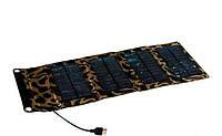 Солнечная зарядка панель 7W Вт