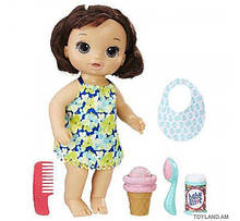 Кукла  Малышка с мороженным Baby Alive C1090