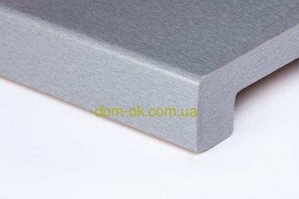 Подоконник Топалит /Topalit (Австрия) , Mono Classic,  цвет металлик 021 ширина 250 мм