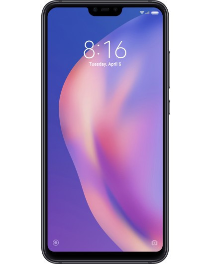 Смартфон Xiaomi Mi 8 Lite 6/128GB Black