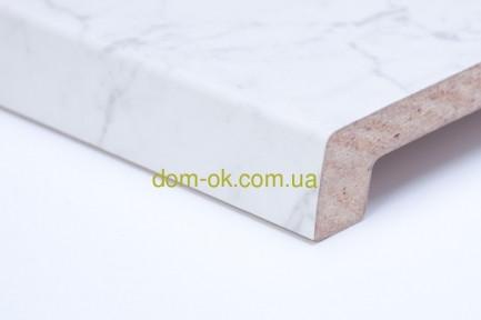 Подоконник Топалит /Topalit (Австрия) , Mono Classic,  цвет белый мрамор 070 ширина 450 мм