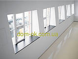 Подоконник Топалит /Topalit (Австрия) , Mono Classic,  цвет белоснежный полуглянцевый 406 ширина 150 мм, фото 5