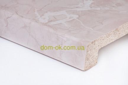 Подоконник Топалит /Topalit (Австрия) , Mono Classic,  цвет светлый мрамор 008 ширина 400 мм
