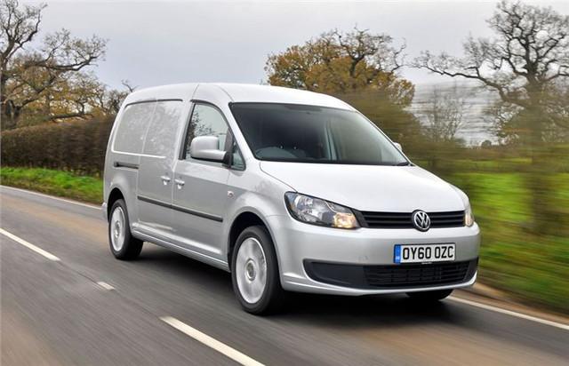Volkswagen Caddy 2010+