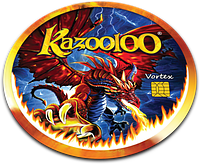 Игра дополненной реальности Kazooloo Vortex