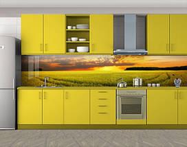 Пленка для кухонного фартука с фотопечатью, 60 х 300 см. С защитной ламинацией, фото 2