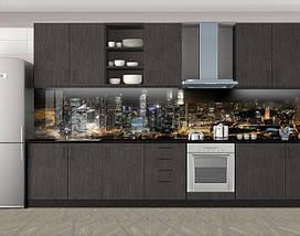 Кухонный фартук на самоклеящееся пленке с фотопечатью, 60 х 300 см. С защитной ламинацией, фото 3