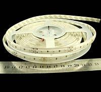 Красная светодиодная лента  R6060BA 3528-60-IP66-R-10-12 6Вт 12вольт 124лм 7130о
