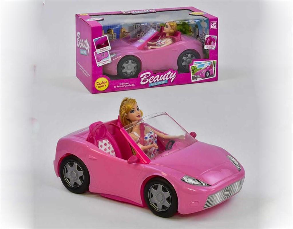 Кабриолет Для Кукол Beauty Vehicle Series С Куклой
