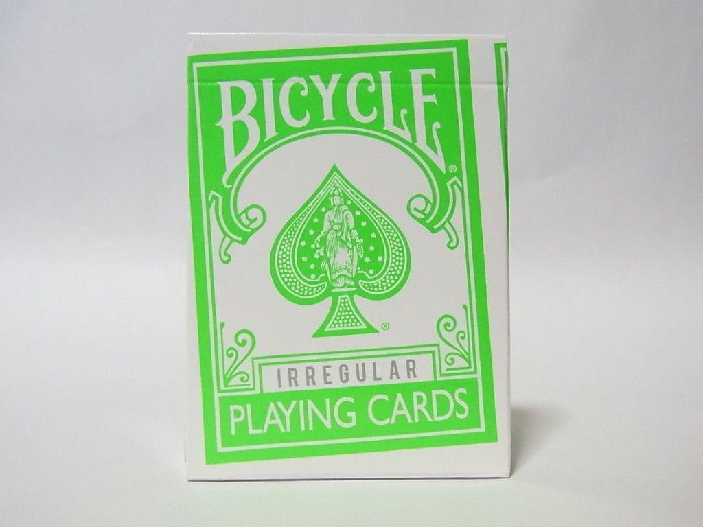Карты игральные   Bicycle Irregular