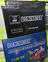 Аккумулятор мото Dominator YT4B-BS (12V-2.3AH), фото 2
