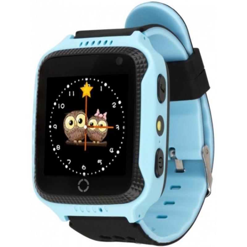Детские умные GPS часы Smart Watch Q529 Blue Original