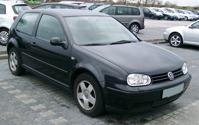 Volkswagen Golf 4 1998-2004