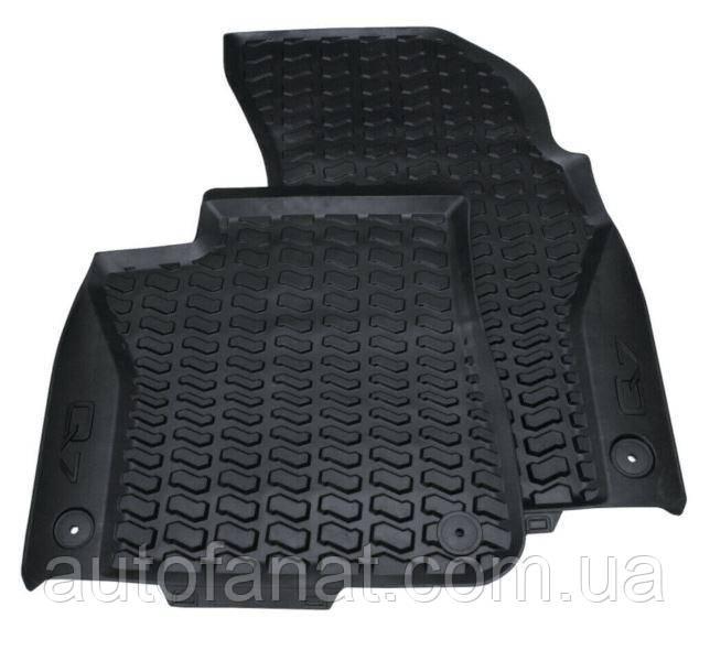 Оригинальные передние коврики салона Audi Q7 (4M) (4M1061501041)