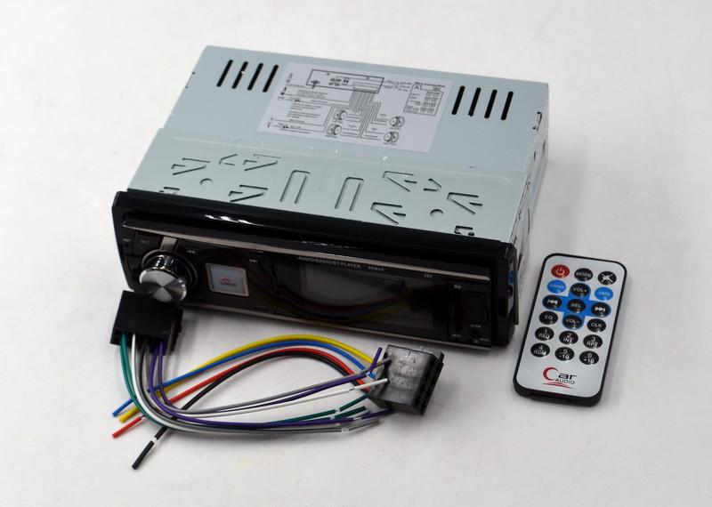 Автомагнитола 1 дин CDX-GT 302 Bluetooth магнитола Mp3 в машину SD/MMC слот 4 х 50Вт