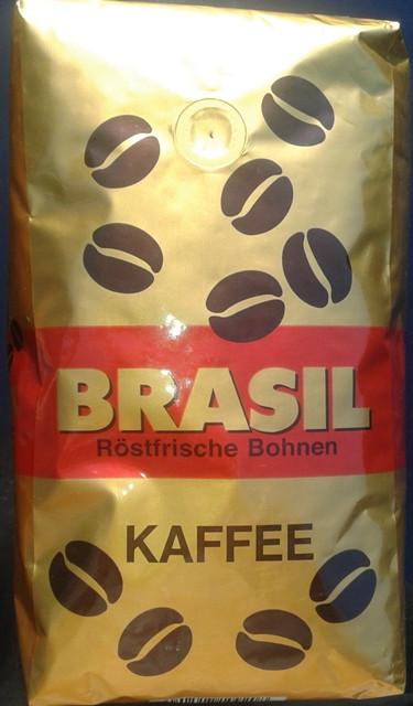 Кофе Альварадо Бразил 1 кг