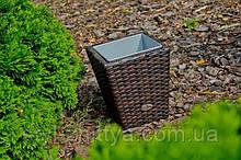 Вазон. Горщик для рослин 25 см х 25 см х 30 см